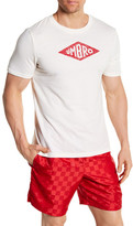 Umbro Short Sleeve Front Graphic Logo Print Tee