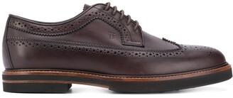Tod's Perforated Detail Brogues