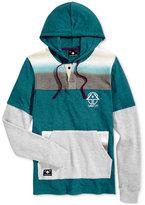 Lrg Men's Open Range Colorblocked Thermal Hooded Sweatshirt