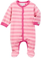 Coccoli Striped Footie (Baby)