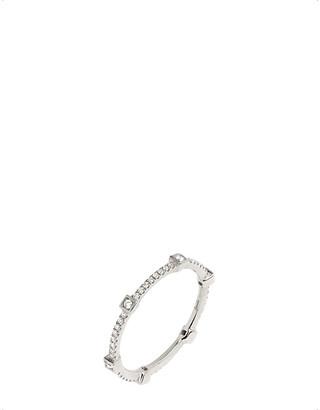 Annoushka 18ct white gold and diamond bangle