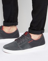 Supra Stacks II Suede Sneakers
