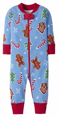 Moon and Back by Hanna Andersson Kids' Toddler Organic Family Matching 1 Piece Footless Pajamas