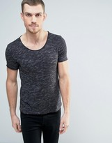 Celio T-Shirt with Scoop Neck