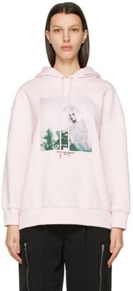 Stella McCartney Pink Bunny Hoodie
