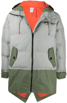 Puma x Attempt padded coat