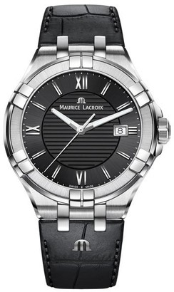 Maurice Lacroix Smart Watch (Model: AI1008-SS001-330-1)