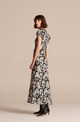 Rebecca Taylor Azalea Burnout Dress