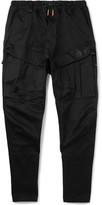 Nike - NikeLab ACG Stretch-Cotton Cargo Trousers