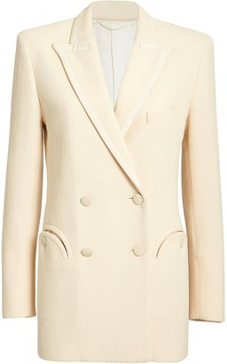 BLAZÉ MILANO Resolute Double-Breasted Blazer