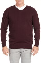 Thumbnail for your product : Johnny Bigg Essential V-Neck Cotton Sweater
