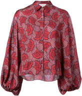 Alexis floral print shirt
