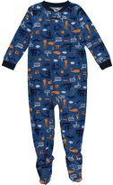 """Carter's Little Boys' Toddler """"Ahoy Medley"""" Footed Pajamas"""