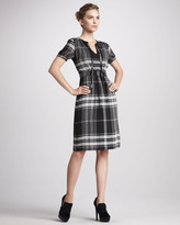 Burberry Exploded-Check Dress