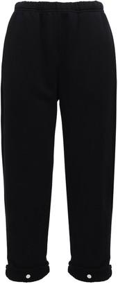 LES TIEN Classic Cotton Sweatpants