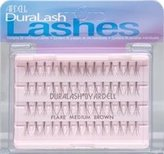 Ardell Duralash Individual Lashes Medium Flair Brown