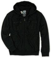 Ecko Unlimited Unltd. Mens Big Jump Hoody Full Zip Hooded Hoodie Sweatshirt S