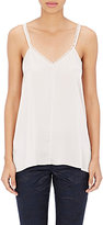 ATM Anthony Thomas Melillo WOMEN'S FRINGE-TRIMMED CAMI-NUDE SIZE XS