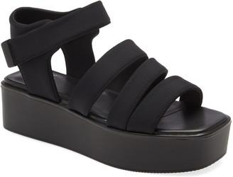 Vagabond Shoemakers Bonnie Ankle Strap Platform Sandal