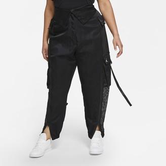 Nike Women's Pants (Plus Size) Jordan Utility