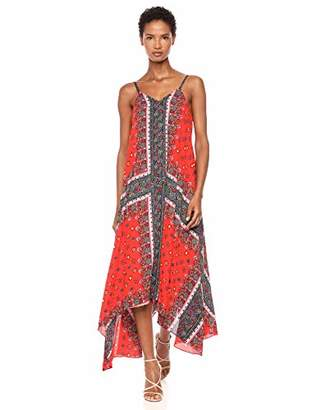 Nanette Lepore Nanette Women's Slvls V Nk Maxi Dress