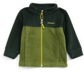 Columbia Infant Boy's Steens Mountain Ii Fleece Jacket