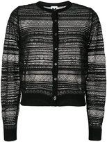 M Missoni round neck cardigan