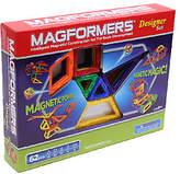 Magformers 62-Piece Designer Set