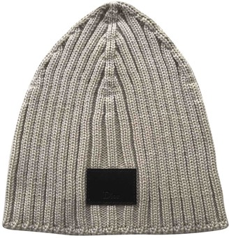 Christian Dior Beige Wool Hats