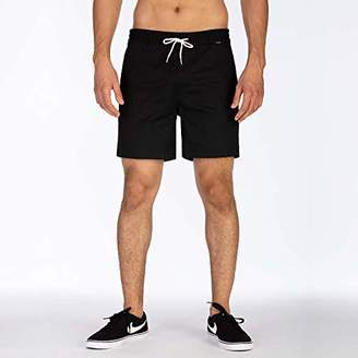 """Hurley Men's One and Only Stretch Volley Walk Short 17"""""""