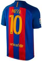 Nike Messi FC Barcelona Home Men's Soccer Jersey 2016/17 (L)