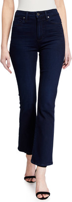 Paige Claudine High-Rise Flare Jeans