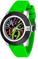 Glam Rock Women's GR32038 SoBe Black Dial Watch