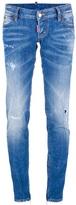 DSquared Dsquared2 distressed skinny jean