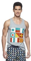 Mossimo Men's Limited Edition Tank Top -Grey