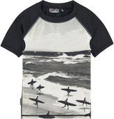 Molo UV sun protection beach T-shirt Neptune