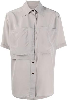Eftychia Patch Pocket Shirt