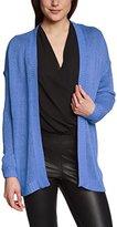 Only Women's V-Neck Long Sleeve Cardigan - -