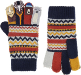 Monsoon Boy Woodland Pals Novelty Gloves