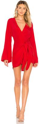 L'Academie The Janeiro Mini Dress