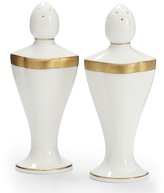 Pickard Palace White Salt & Pepper Shakers