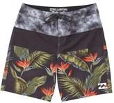 Billabong 'Tribong X Havana' Board Shorts (Big Boys)