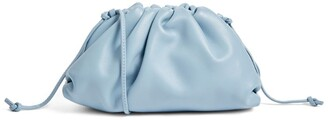 Bottega Veneta The Mini Leather Pouch Cross-Body Bag