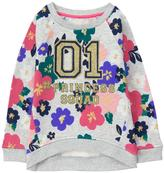 Gymboree Princess Squad Pullover