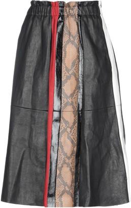 Belstaff 3/4 length skirts