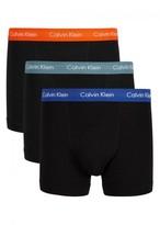 Calvin Klein Stretch Cotton Boxer Briefs - Set Of Three