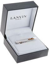Lanvin Tiger Eyes Tie Clip