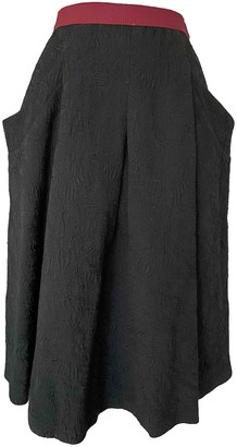 Antonio Marras Black Skirt for Women
