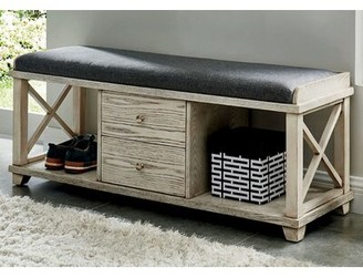 Gracie Oaks Bedroom Ottomans Benches Shop The World S Largest Collection Of Fashion Shopstyle