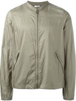 Jil Sander boxy rain jacket